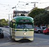 San Francisco PCC 1040 at 17th and Noe. by CurleyR