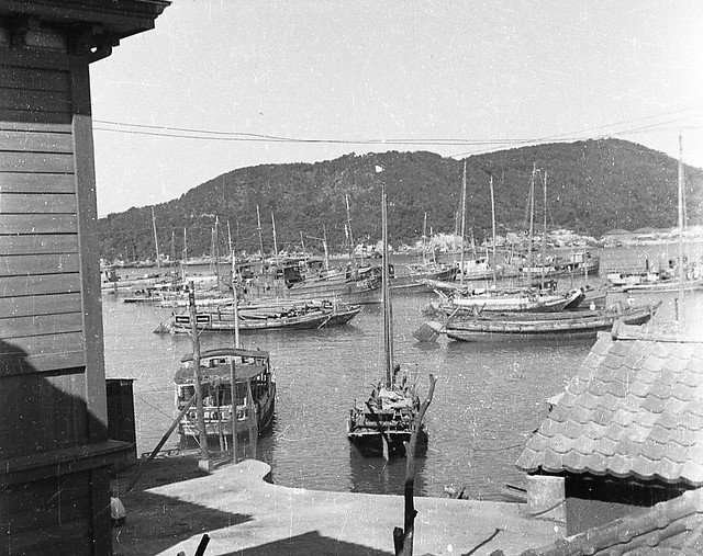 Found Film: Incheon, Korea, 1946, roll 3