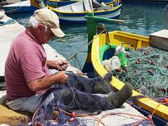 Maltské střípky, 1. díl: Marsaxlokk