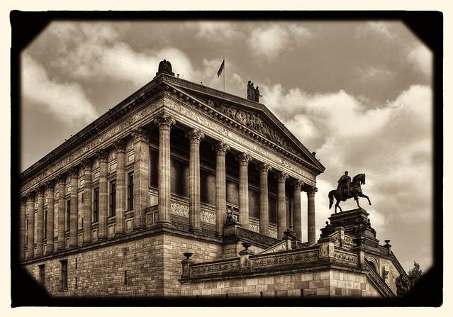 Berlin - Alte Nationalgalerie 08