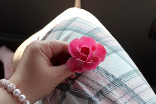 Road Flower