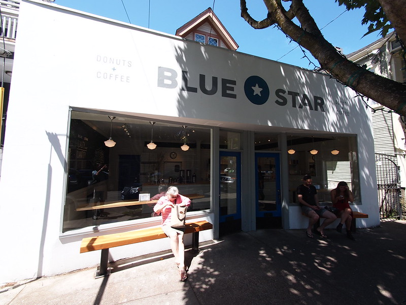 Blue Start Doughnuts