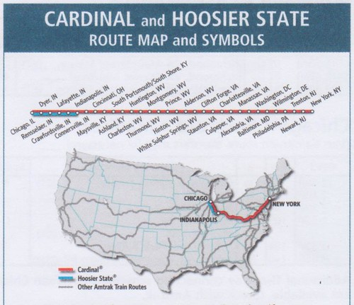 Cardinal 2015 Map