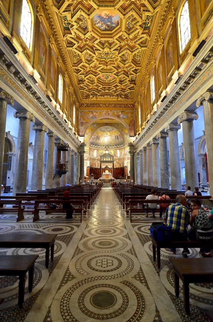 Basilica of San Clemente (explored)