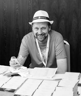Caspar handling registrations