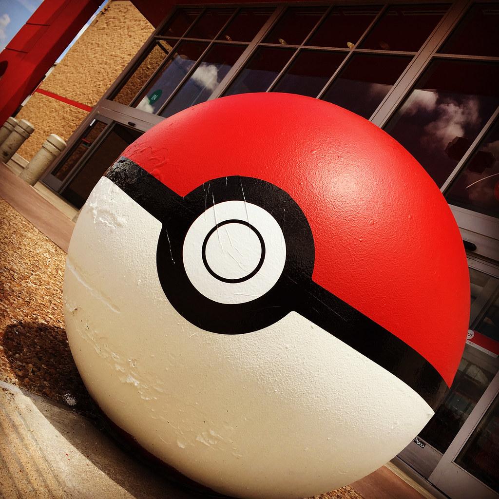 Pokémon at Target