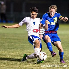 Clemens vs John Jay Boys Soccer #ok3sports #sportsphotography #nikonphotography