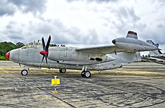 1953 North American AJ-2 Savage BuNo 130418 (National Naval Aviation Museum)