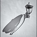 Lampara (Lamp) by Black and White Fine Art
