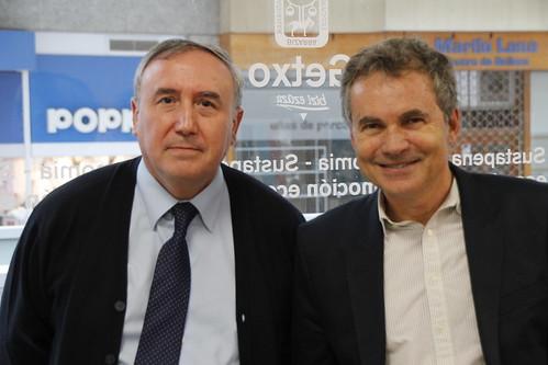 Martin Varsavsky en Getxo