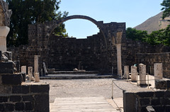 ruins of a Byzantine Church