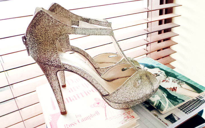 sparkly-ginger-rogers-heels e