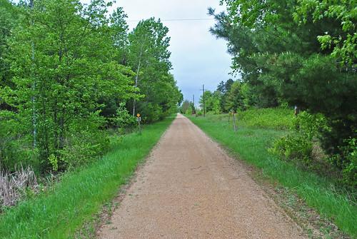 Gandy Dancer State Trail