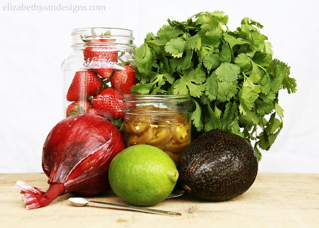 Strawberry Avocado Salsa 2