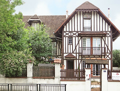 La maison Dalpayrat (Bourg-la-Reine)