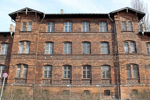 Тюрьма Берлин Руммельсбург