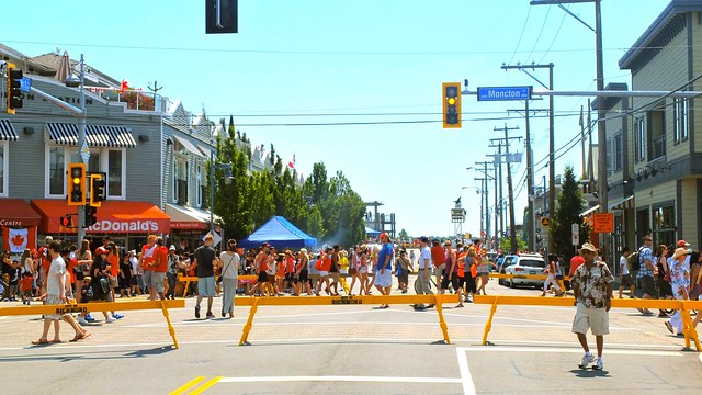 Steveston Salmon Festival 2013 | Steveston Village @ Richmond, BC
