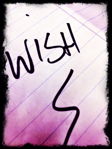 Wish by Damian Gadal