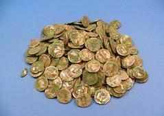 Ashkirk Roman coin hoard