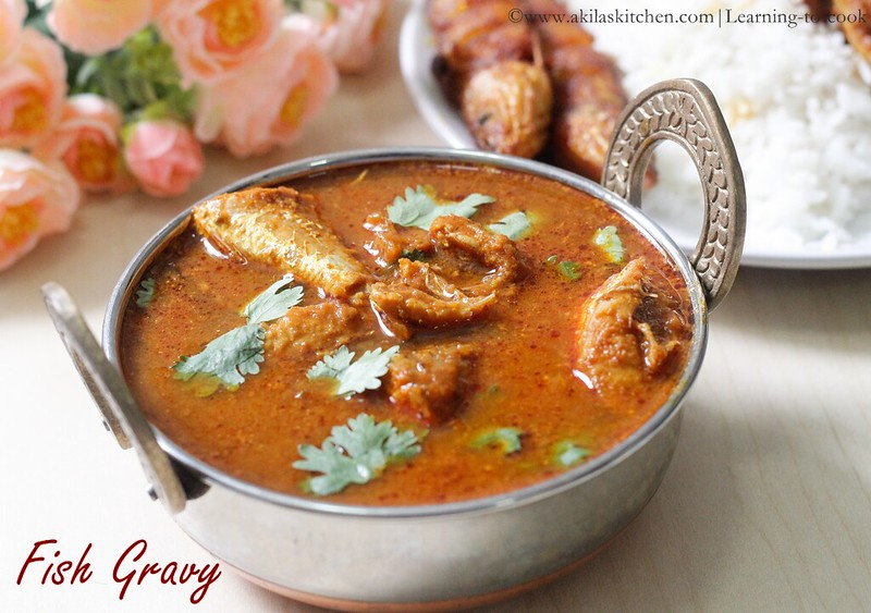 Spicy Fish Gravy