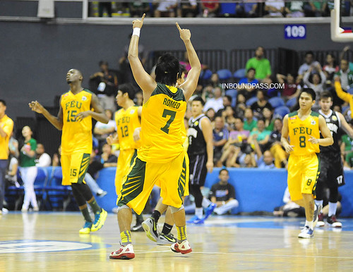 UAAP Season 76: FEU Tamaraws vs. Adamson Falcons, July 28