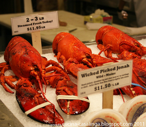 ChelseaMarket LobsterPlace Lobster