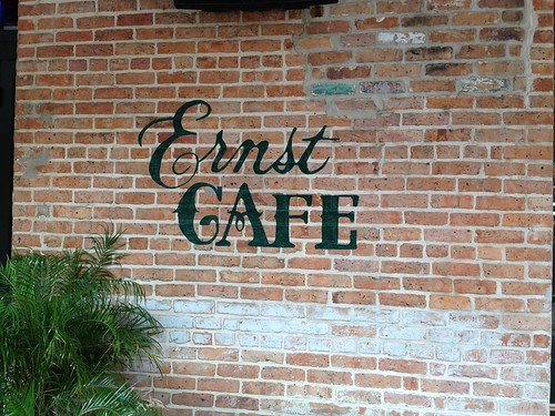 Ernst Cafe in New Orleans