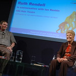 Ruth Rendell in conversation with Ian Rankin |