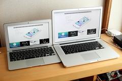 MacBook Air 11インチ(Mid 2013)レビュー