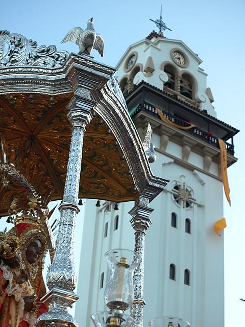 Virgen de Candelaria and Basilica, Canderlaria, Virgen de la Candelaria, Tenerife