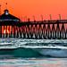 Imperial Beach Pier by alexbaltov