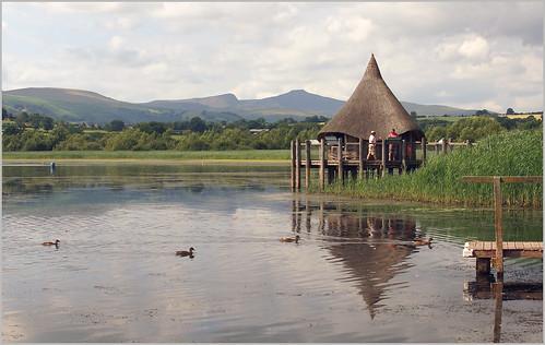 lake wales sony crannog llangorse crannogcentre llangorselake breconshire