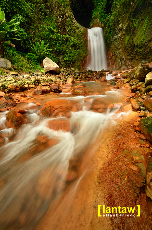Malabo Falls
