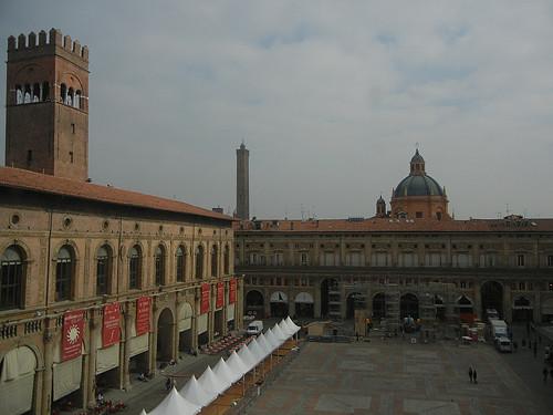 DSCN4672 _ Palazzo D'Accursio (Palazzo Comunale), Bologna, 18 October