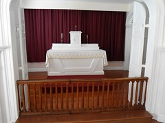 Chapel inside the white house