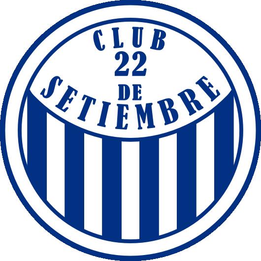 Escudo Club 22 de Setiembre