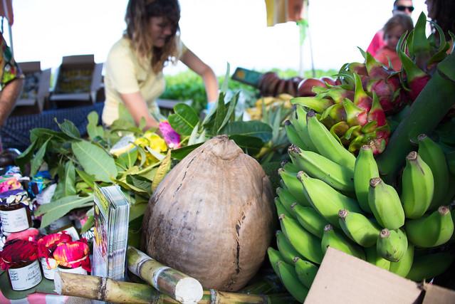 Grown on Maui Market