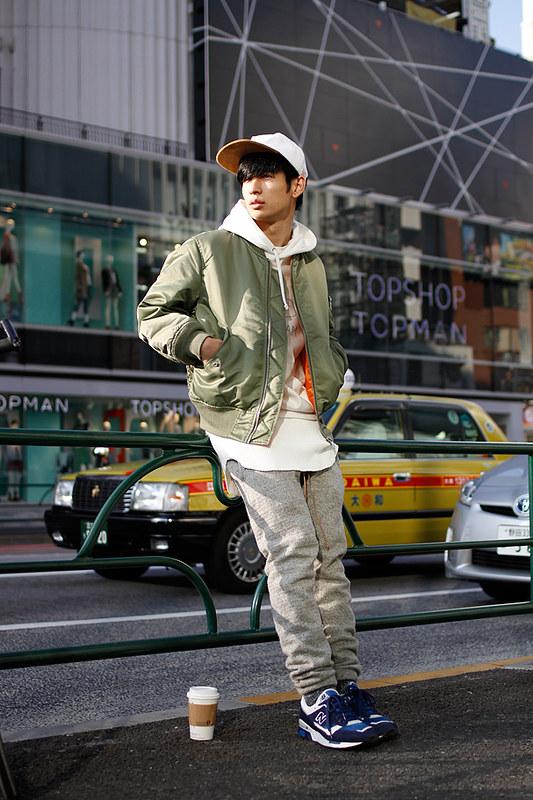 Drop Tokyo Street Style - Area- Harajuku,Tokyo | 原宿,東京 Name- Hidetaka Yukimaru | 雪丸秀隆