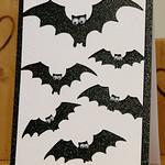 Glittery Bats