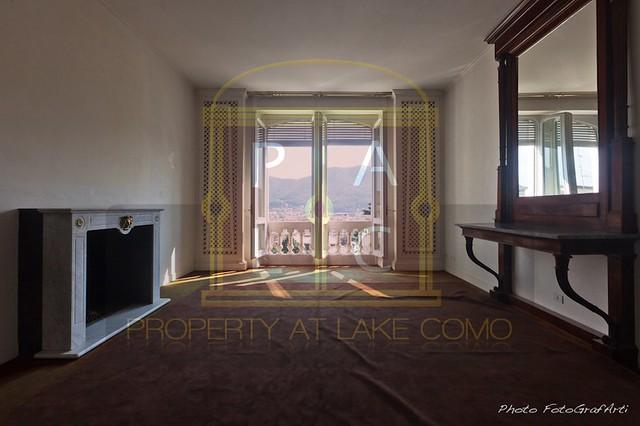Villa for Sale at Lake Como - Liberty Palace