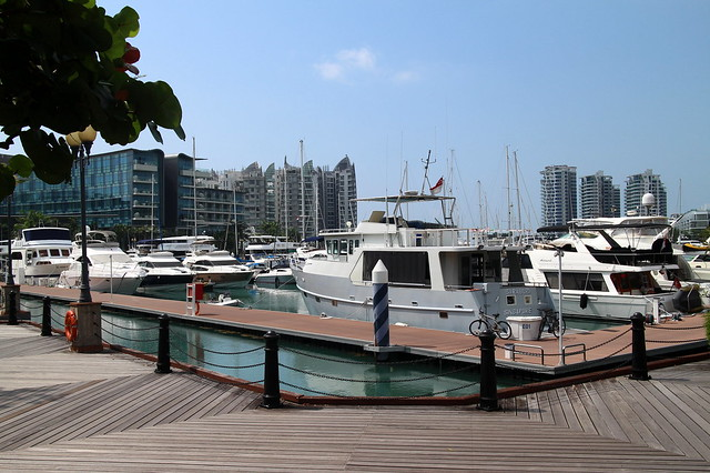 Marina at Sentosa Cove