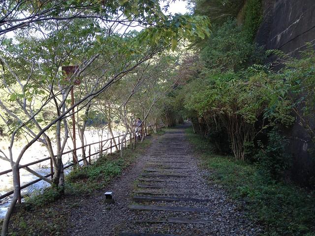 旧福知山線廃線跡-遊歩道