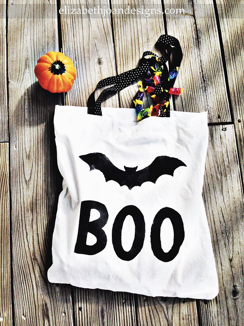 Pillowcase Halloween Bags 1