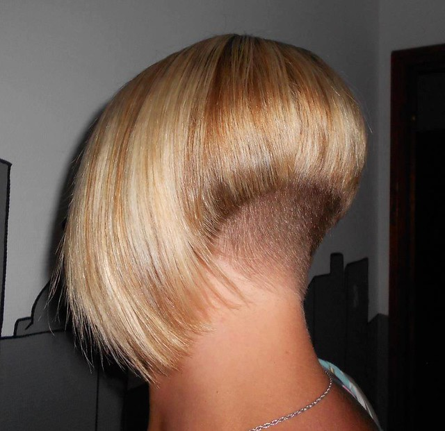 Bob Haircut Nape Neck | Hairstyles