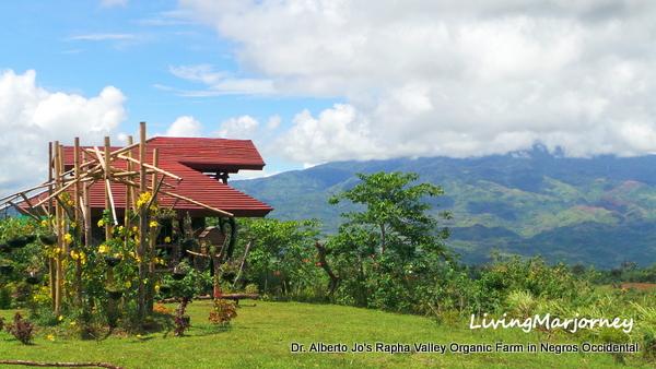 Rapha Valley Organic Farm in Negros