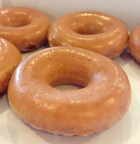 Krispy Kreme Doughnut - Original Glazed Doughnut