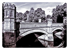 """The Newarke"" Bridge, Soar Point,Leicester #Leicester#soarpoint#camera+ by davidearlgray"
