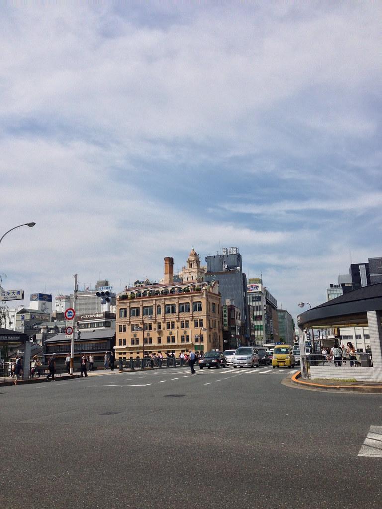 京都四条大橋