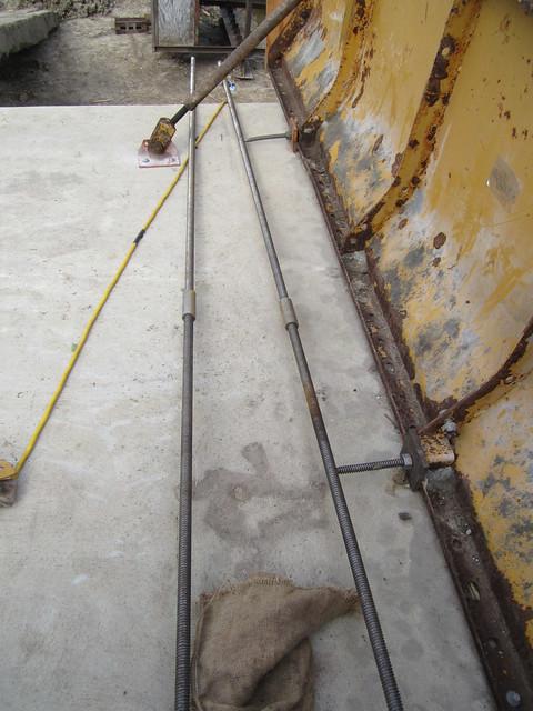 Massena Bridge Project- Slide preparation 9-27-13