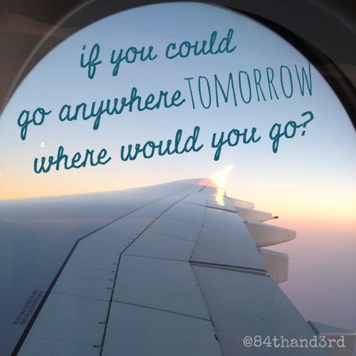 Where would you go? I'd be off Italy without a second thought... #travelbug